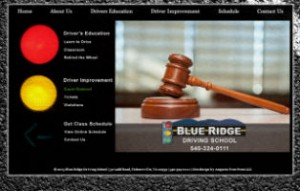 blue ridge driving school