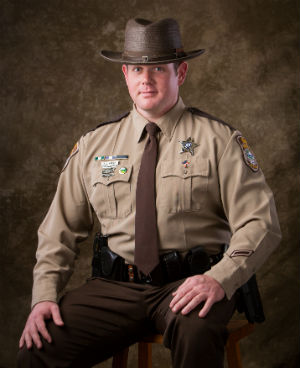 Print Color Uniform with Hat- Donald Smith-3438