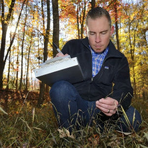 The first goal of Jacob Barney, an assistant professor of plant pathology, physiology, and weed science, is to examine the range of variation in how Johnsongrass grows, spreads, and reproduces, and how those differences translate at the local and regional spatial scale.