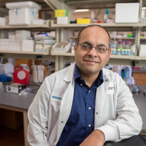 Families are desperate for answers, said Konark Mukherjee, an assistant professor at the Virginia Tech Carilion Research Institute and the leader of perhaps the only research team in the world that explores the role of the CASK gene in neurological disorders.