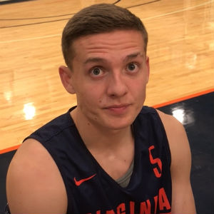 kyle guy uva basketball