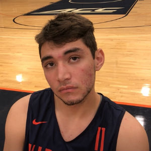 ty jerome uva basketball