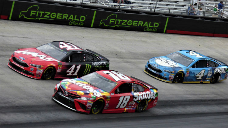kyle busch food city 500