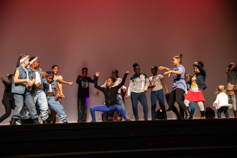 BOBW Dance and Step Competition