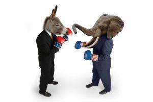 Democrats Republicans