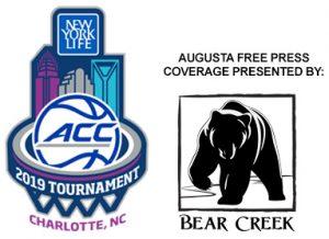 bear creek 2019 ACC Tournament