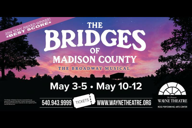 The Bridges of Madison County Musical