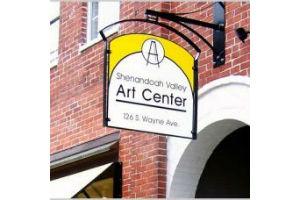 shenandoah valley art center