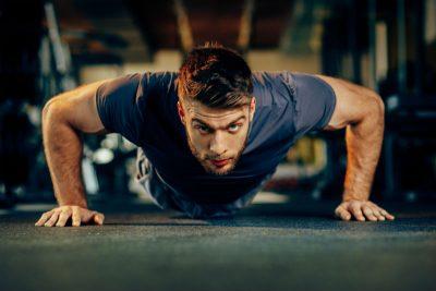 fitness push-up