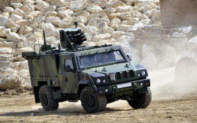 military police vehicle