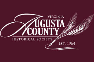 augusta county historical society logo