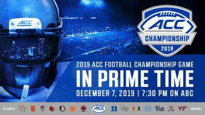 2019 ACC Championship Game