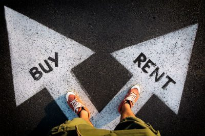 rent or buy home
