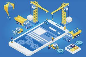 mobile app development cell phone