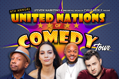 United Nations of Comedy Tour