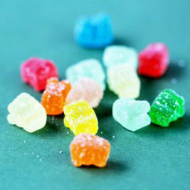 How do THC-free CBD gummies taste?