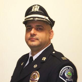 HPD Deputy Chief Gabriel Camacho