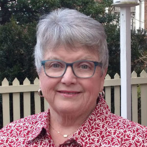 Marcia Geiger