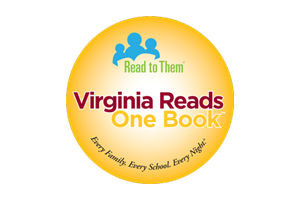 virginia reads one book