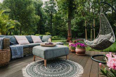 home patio
