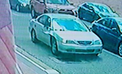7-10-2020 Augusta Co Hit-&-Run Suspect Vehicle - Gold Honda Accord