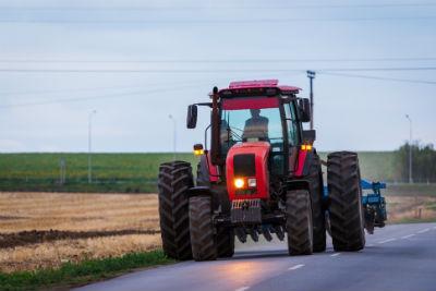 farm use road