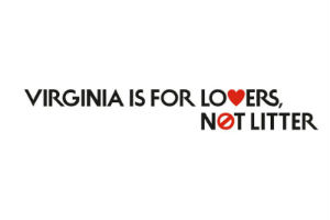 virginia is for lovers not litter
