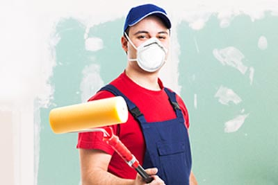 painter overalls business