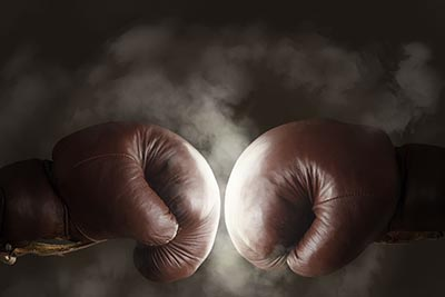 boxing gloves ppv