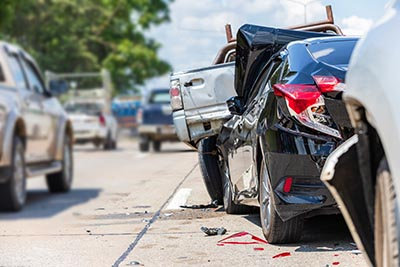 car accident business