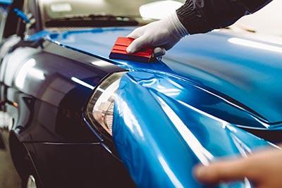 car wrap auto vinyl business