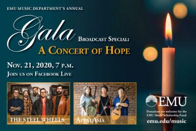 emu gala concert