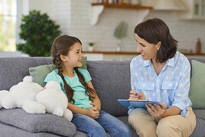 psychologist child therapy business