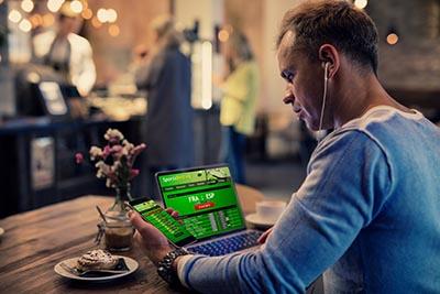 sports betting casino gambling business