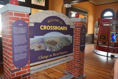 Crossroads Change in Rural America
