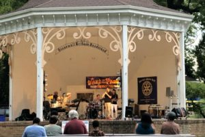 Stonewall Brigade Bandstand