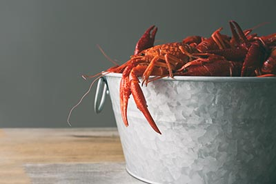 crawfish seafood food business