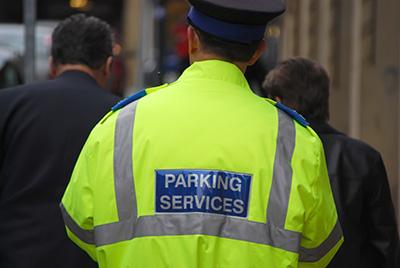 parking garage attendant