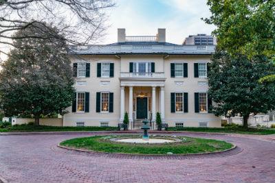 virginia governor executive mansion